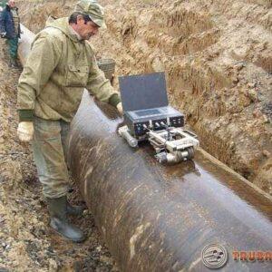 Дефектоскопия трубопроводов