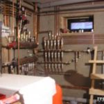 Монтаж отопления в частном доме, установка трубопровода отопления, ремонт замена труб в загородном доме, на даче