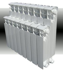 Биметаллические радиаторы Биметаллические секционные радиаторы батареи
