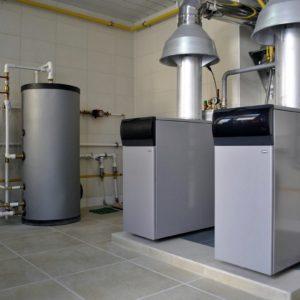 Напольные газовые котлы Baxi