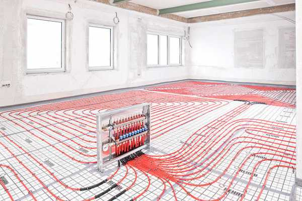 Системы отопления: монтаж, ремонт, замена, обслуживание