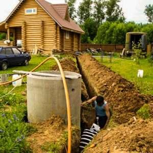 Водоснабжение дачного дома от колодца