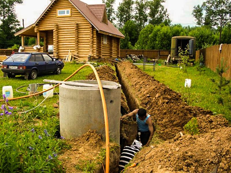Стационарное водоснабжение